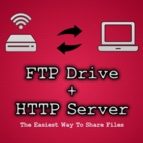 FTP Drive + HTTO Server