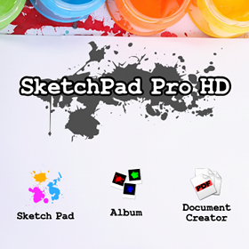 Sketchpad Pro HD